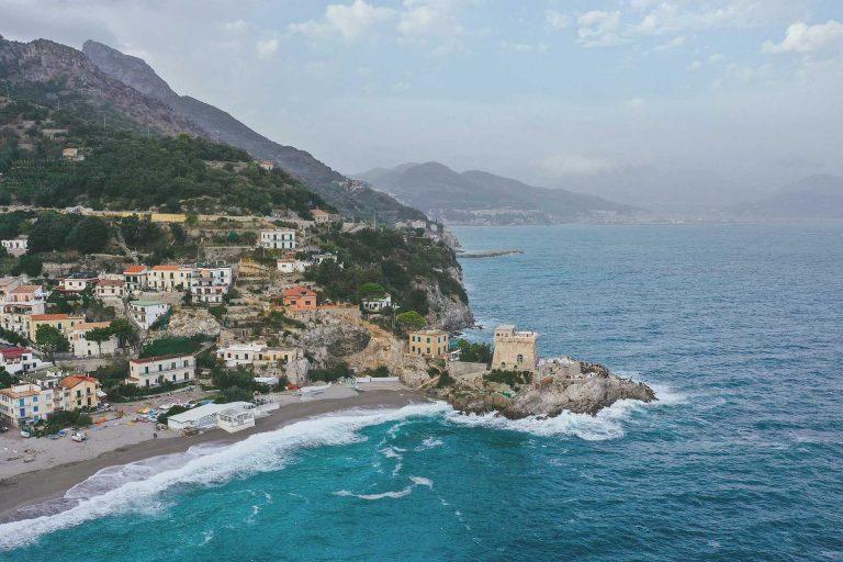 Laura and Alessandro Wedding Video at Torre La Cerniola on Amalfi Coast